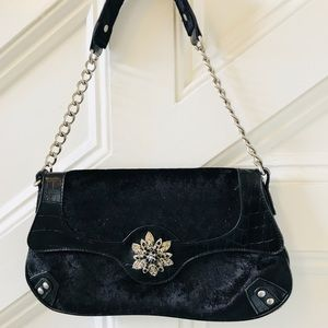 Kate Landry new cond. vintage inspired evening bag
